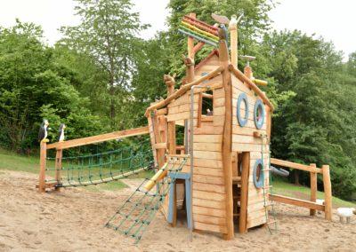 Arche Noah, Nymbrecht